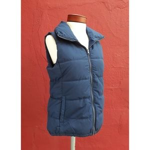 Old Navy Favorite Frost Free Puffer Vest Fall